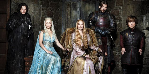 Game Of Thrones 5.Sezona Bomba İsim!