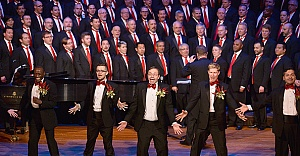Boston Gay Men's Chorus Türkiye'ye Geliyor!
