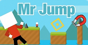 Mr Jump, iPhone'ları Kasıp Kavurdu!