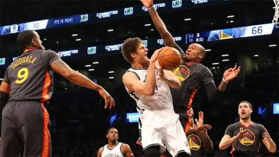 Warriors'ı Jarrett Jack Bitirdi!